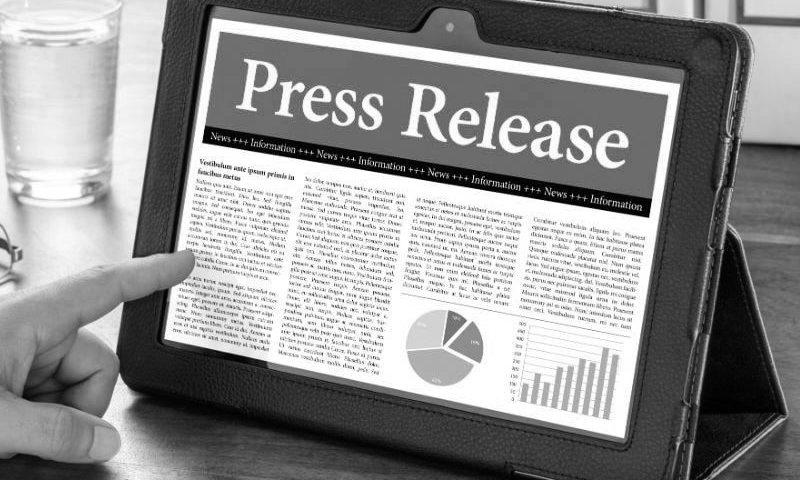 Пресс-релиз: определение, цели, особенности. Сайт рекламного копирайтера