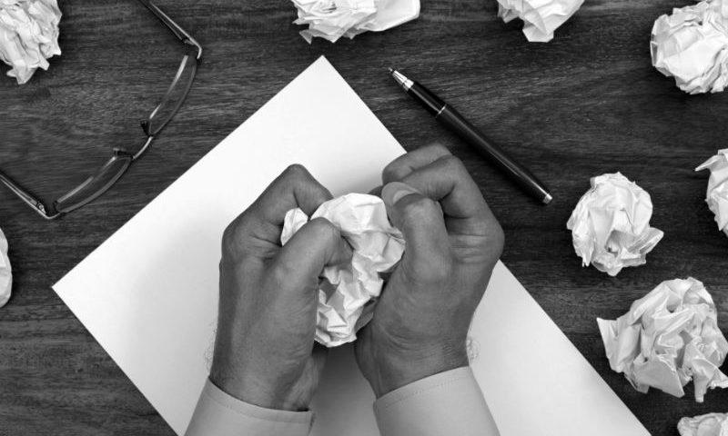 Что делать копирайтеру, если трудно написать текст?